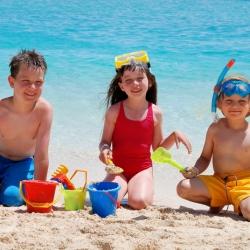 Juegos y juguetes para las vacaciones