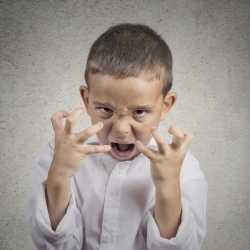 Los problemas de comportamiento de los niños