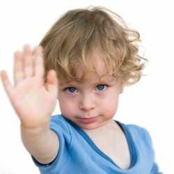 La terquedad infantil: el niño testarudo