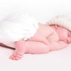 ¿Cuánto debe dormir un bebé o un niño?