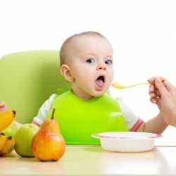 Alimentación infantil: bebés de 4 a 6 meses