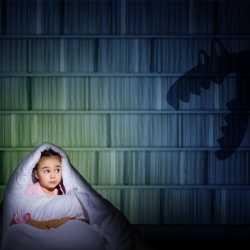 ¿Tu hijo tiene miedo? Ayúdale a superarlo