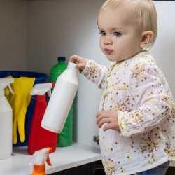 Cuidados con la seguridad de los bebés y niños en el hogar