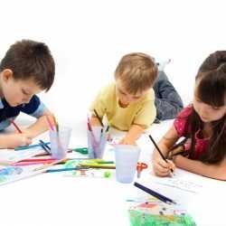El dibujo infantil debe ser expresado con libertad y no como una obligación