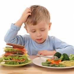 Alimentación infantil: niños de 2 a 3 años