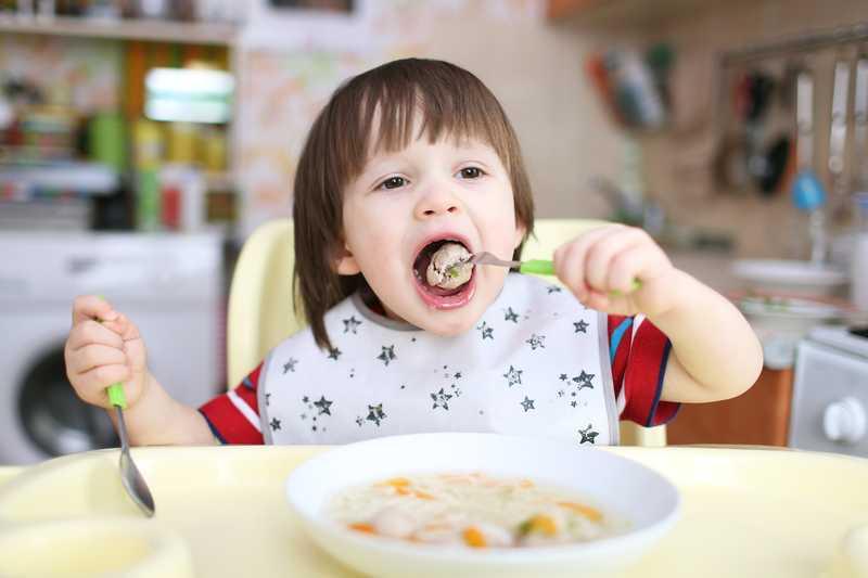 Alimentación Infantil Niños De 2 A 3 Años Embarazoymas