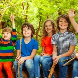 Beneficios de los campamentos de verano para niños