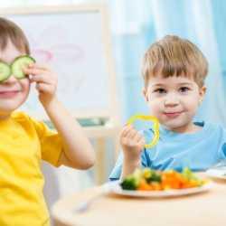 Higiene en la alimentación de los bebés y niños