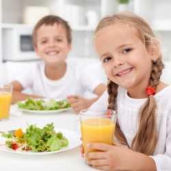 La importancia de la nutrición en el crecimiento y desarrollo de los niños