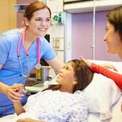 Ayudas a los padres con un hijo hospitalizado