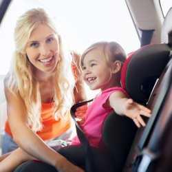 La seguridad vial infantil