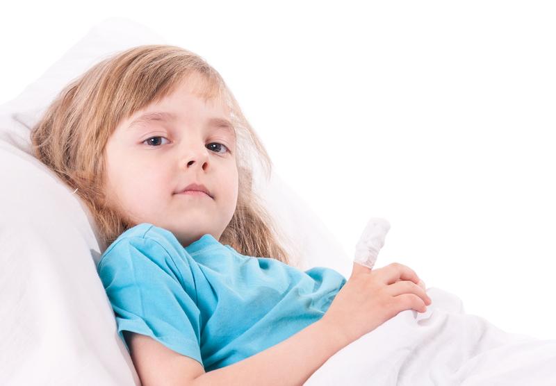 Primeros auxilios a los niños: quemaduras