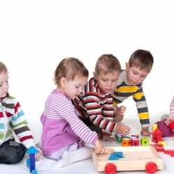 Jugar en casa con los niños