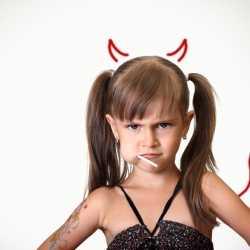 Niños con mal humor, mal genio y mal temperamento
