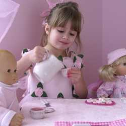 Los niños y los amigos imaginarios