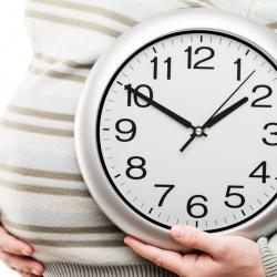 Nacer en el camino: un parto rápido