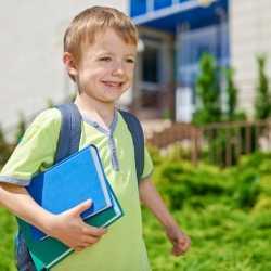 Rutinas de los primeros días de colegio