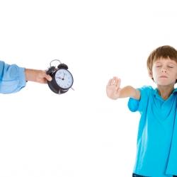 ¿Afecta el cambio de horario al comportamiento de tus hijos?