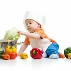 Comidas y cenas para los niños