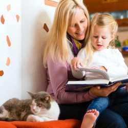 Los cuentos estrechan lazos entre padres e hijos
