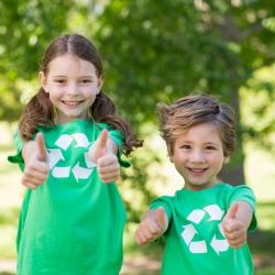 Enséñales a reciclar desde la infancia