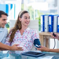 La hipertensión en el embarazo: ¿qué hacer?
