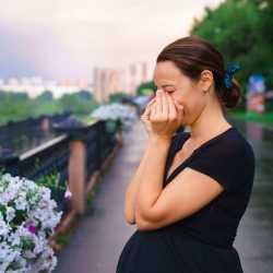 Contra la depresión en el embarazo, piensa en tu bebé
