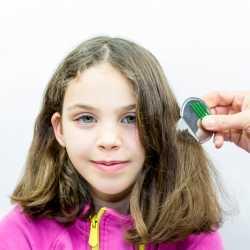 Repelentes para piojos para niños