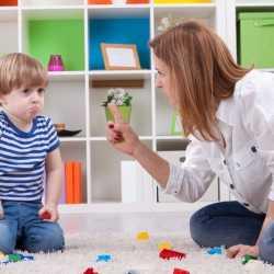 Los castigos deben basarse en el carácter del niño