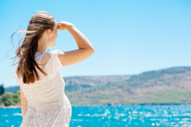 ¿Cómo llevar el embarazo en el verano?