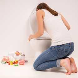 Causas de los vomitos excesivos durante el embarazo
