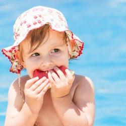El verano con tu bebé: cuidados extra contra el calor