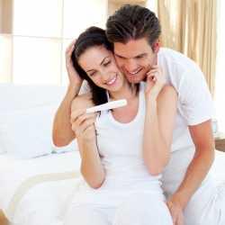 El test de embarazo