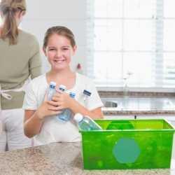 Las ventajas del reciclaje para los niños