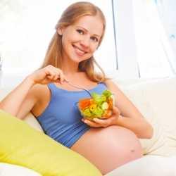 Calorías y peso en el embarazo