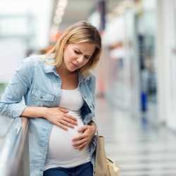 Problemas digestivos en el embarazo