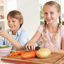 Ingesta de verduras en el embarazo protegería a los niños contra la diabetes