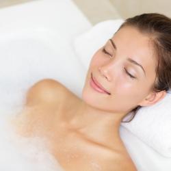 Bañarse después del parto. ¿Cuándo y cómo?