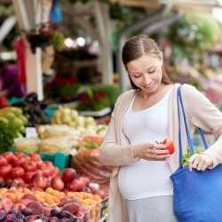 Errores comunes en la alimentación de una embarazada