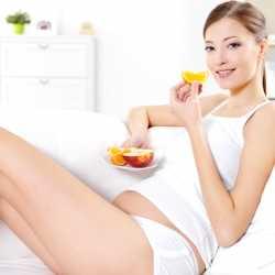 Cuida tu alimentación durante el embarazo