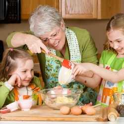Padres y abuelos en tareas compartidas: consejos y tips