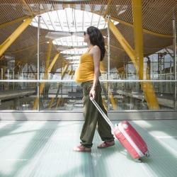 Precauciones antes de viajar embarazada