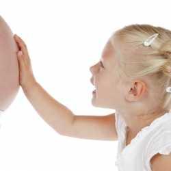 Hablar con el bebe durante el embarazo