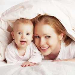 La sonrisa de un hijo pone las pilas a la madre