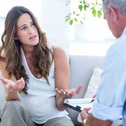 La depresión prenatal afecta al desarrollo del bebé