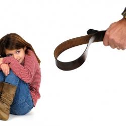 Levanta tu mano pero que sea contra el castigo físico