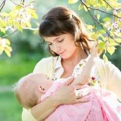 La lactancia materna es un recurso poco utilizado