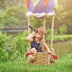 ¿Te preocupa la imaginación y la fantasía de tu hijo?