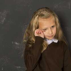 La difícil adaptación de los niños a la escuela