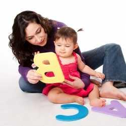 Juegos infantiles para aprender las letras del alfabeto